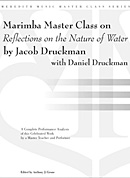 Marimba Master Class on Reflections on the Nature of Water