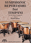 Symphonic Repertoire for Timpani - The Nine Beethoven Symphonies