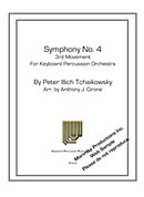 Symphony No. 4 by Peter IllichTchaikowsky - 3rd Movement